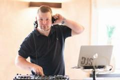 DJ Matouš na svatbu