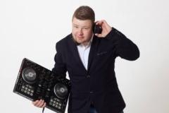 dj na svatbu - DJ Matouš