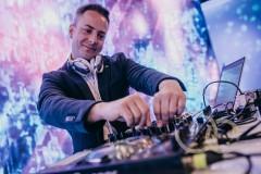 Unilever - firemní večírek v Cubexu DJ Radek Šiml