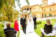 Mista na svatbu Praha Villa Lanna