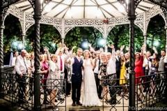 Místa na svatbu Praha
