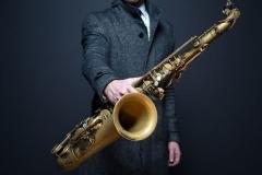 Saxofonistka