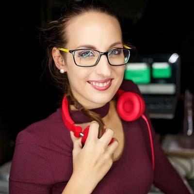 DJ Veronika - dj na svatbu Veronika