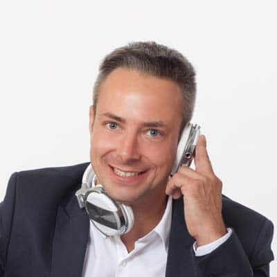 DJ Radek - dj na svatbu Radek