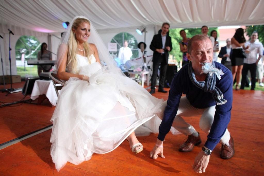Poznávání nevěsty