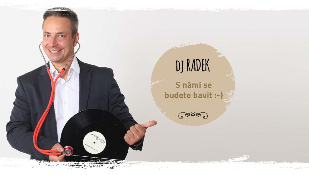 svatební dj Radek