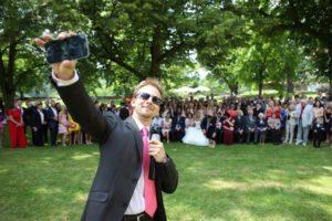 Moderátor na svatbu Jirka