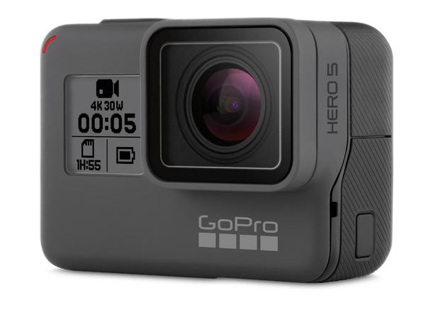 Pronájem GoPro kamery