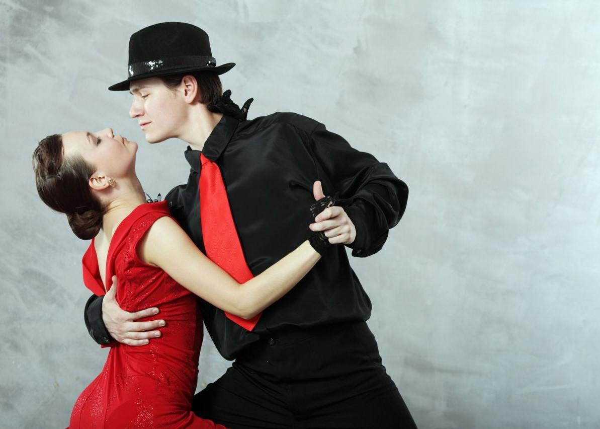 Tanec s kloboukem