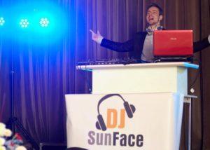 DJ na svatbu vregionu Praha a okolí