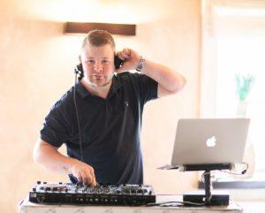 DJ na vaši svatbu