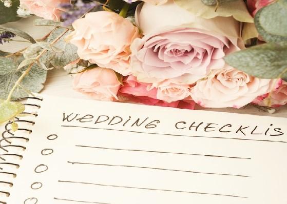20 tipů, na co nezapomenout při plánování svatby titulka