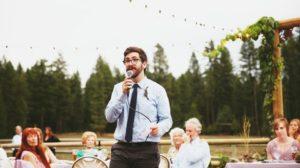 5 tipů, jak napsat dokonalý proslov svědka